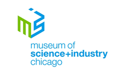 Museum of Science Industry Chicago logo